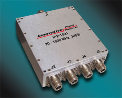 IPP-1021 Connectorized Combiners & Dividers