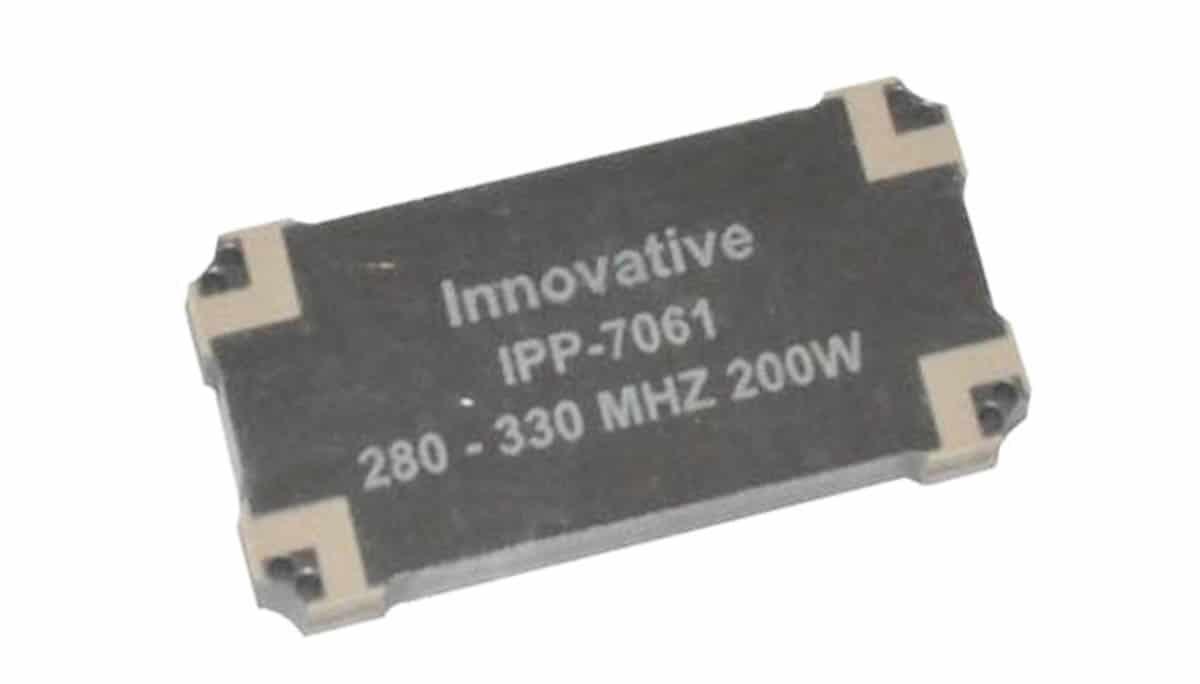 IPP-7061 Surface Mount 90 Degree Hybrid Couplers