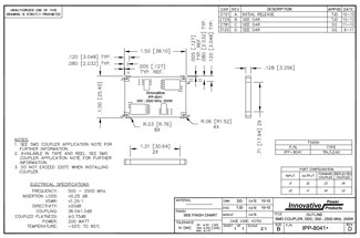 IPP-8041 Outline Drawing