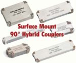 Custom Surface Mount 90 Degree Hybrid Couplers