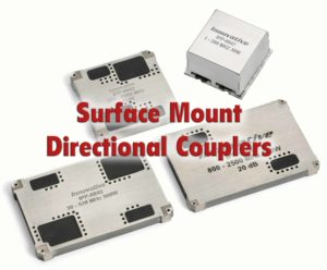 Custom Surface Mount Directional Couplers