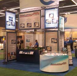 full display booth