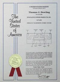 Impedance Transforming Hybrid Coupler Patent