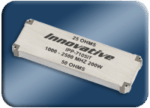 Impedance Transforming 90 Degree Hybrid Couplers